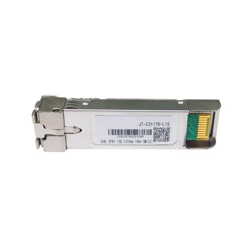 10G SFP+ Duplex LC SFP Module Single Mode 2~80km Optical Fiber Module 1310nm Compatible with Cisco/Mikrotik/Huawei Switch