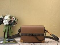 1:1 original leather louis vuitton shoulder bag M30717/M30718 00003 top quality