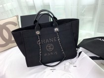 1:1 original leather Chanel tote bag beach bags 2020ss 00042 top quality