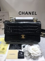 1:1 original leather Chanel shoulder/cross body bag outlet A01112 00040 top quality