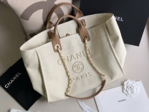 1:1 original leather Chanel tote bag beach bags 2020ss 00041 top quality