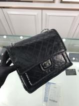 1:1 original leather Chanel shoulder bag messenger bag 00078 top quality