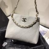 1:1 original leather Chanel cross body bag shoulder bag AS1461 00113 top quality