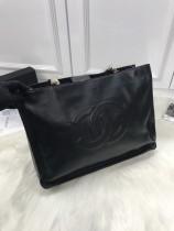 1:1 original leather Chanel shoulder handbag shopping bag 00084 top quality
