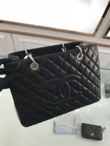 1:1 original leather Chanel totes bag shoulder handbag GST50995 00075 top quality