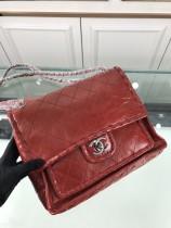 1:1 original leather Chanel shoulder bag messenger bag 00077 top quality