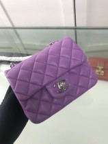 1:1 original sheepskin Chanel shoulder bag cross body bag mini 1115 00081 top quality