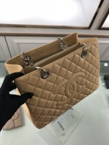 1:1 original leather Chanel totes bag shoulder handbag GST50995 00070 top quality