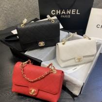 1:1 original leather Chanel shoulder bag outlet AS1459 00092 top quality