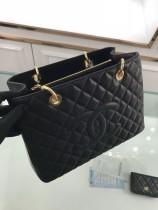 1:1 original leather Chanel totes bag shoulder handbag GST50995 00076 top quality