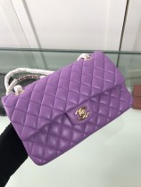1:1 original sheepskin Chanel shoulders bag 1112 00083 top quality