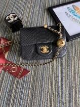 1:1 original leather Chanel mini cf shoulder bag 00089 top quality