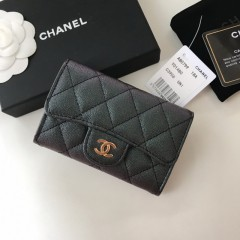 1:1 original leather Chanel wallet card bag 80799 00135 top quality