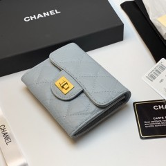 1:1 original leather Chanel wallet clutch bag 80234 00132 top quality