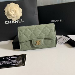 1:1 original leather Chanel women wallet outlet 80799 00120 top quality