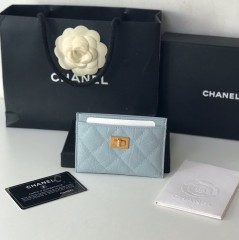 1:1 original leather Chanel wallet outlet 80611 00125 top quality