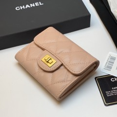 1:1 original leather Chanel wallet clutch bag 80234 00131 top quality