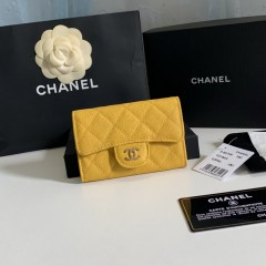 1:1 original leather Chanel women wallet outlet 80799 00119 top quality