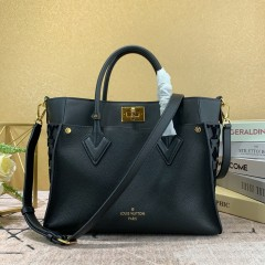 1:1 original leather Louis Vuitton tote bag on my side M53823/M55302 00164 top quality