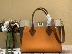1:1 original leather Louis Vuitton tote bag on my side M53823/M55302 00162 top quality