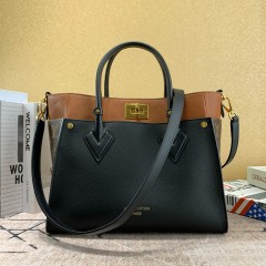 1:1 original leather Louis Vuitton tote bag on my side M53823/M55302 00170 top quality