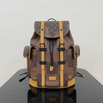 1:1 original leather Louis Vuitton tote bag backpacks 00239 top quality