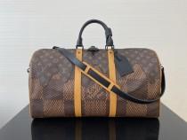 1:1 original leather Louis Vuitton tote bag travel bag M56715 00240 top quality