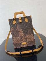 1:1 original leather Louis Vuitton tote bag with strap 00238 top quality