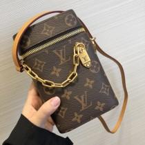 1:1 original leather Louis Vuitton cigarette case men bag M50134 00230 top quality