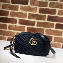 1:1 original leather Gucci shoulder bag cross body bag #447632 00248 top quality