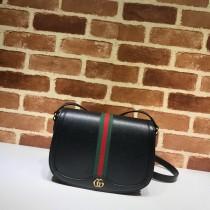1:1 original leather Gucci shoulder bag cross body bag #601044 00316 top quality