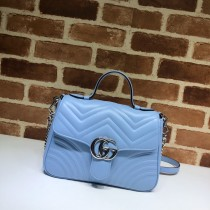 1:1 original leather Gucci shoulder bag cross body bag #498110 00300 top quality