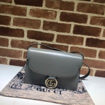1:1 original leather Gucci shoulder bag cross body bag #589474 00313 top quality