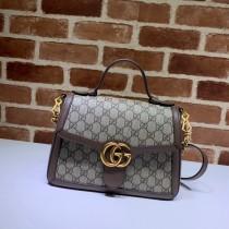 1:1 original leather Gucci shoulder bag cross body bag #498110 00307 top quality
