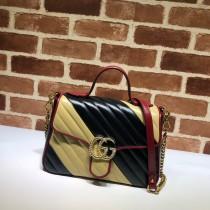1:1 original leather Gucci shoulder bag cross body bag #498110 00294 top quality
