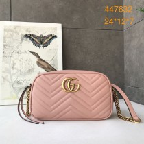 1:1 original leather Gucci shoulder bag cross body bag #447632 00252 top quality
