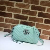 1:1 original leather Gucci shoulder bag cross body bag #447632 00245 top quality