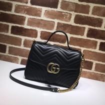 1:1 original leather Gucci shoulder bag cross body bag #498110 00304 top quality