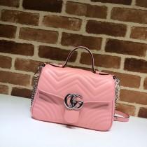 1:1 original leather Gucci shoulder bag cross body bag #498110 00302 top quality