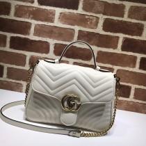 1:1 original leather Gucci shoulder bag cross body bag #498110 00303 top quality