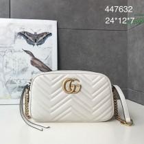 1:1 original leather Gucci shoulder bag cross body bag #447632 00251 top quality