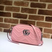1:1 original leather Gucci shoulder bag cross body bag #447632 00246 top quality