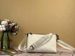 1:1 original leather Louis Vuitton shoulder bag saint placide N40113 00332 top quality