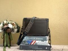 1:1 original leather Louis Vuitton tote bag damier ebene riverside N40052 00323 top quality