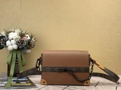 1:1 original leather Louis Vuitton tote bag damier ebene riverside N40052 00322 top quality