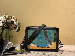 1:1 original leather Louis Vuitton men box cross body bag M53288/M44427 00370 top quality