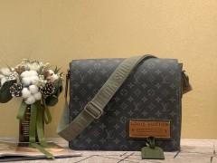 1:1 original leather Louis Vuitton tote shoulder bag bond street N41071 00327 top quality