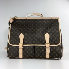 1:1 original leather Louis Vuitton tote shoulder bag bond street N41071 00331 top quality