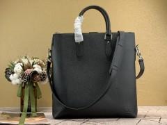 1:1 original leather Louis Vuitton tote bag damier ebene riverside N40052 00324 top quality