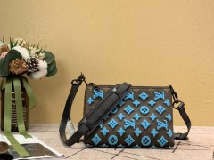 1:1 original leather Louis Vuitton men cross body bag M54330/M55193 00363 top quality